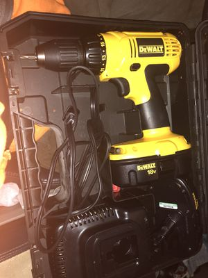 Dewalt for Sale in East Moline, IL