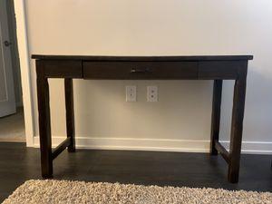 Dark Brown Desk for Sale in St. Louis, MO