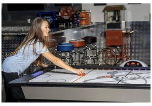 Air hockey game table for Sale in Artesia, CA