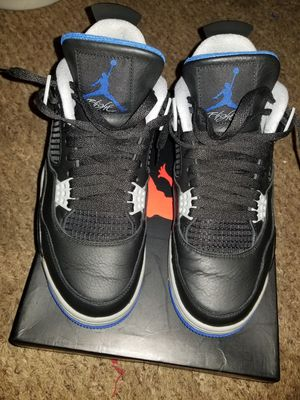 Size 9.5 Jordan retro 4 Og all 8.5/10 condition minor creasing no scuffs or anything of that nature serious buyers only please and thanks for Sale in Everett, WA