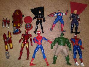 Batman.Spiderman. Thor .Captain America. Hulk for Sale in Clackamas, OR