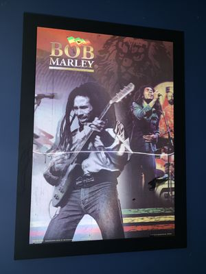 Bob Marley holographic picture for Sale in Nashville, TN