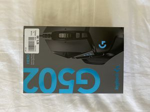 Logitech G502 Mouse for Sale in Ramsey, MN