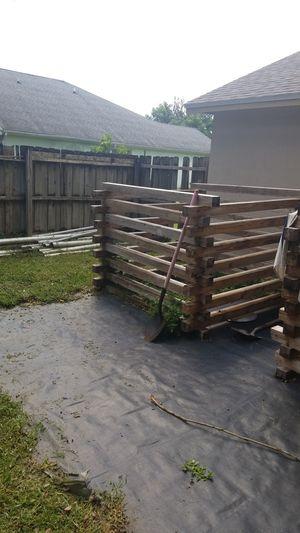 Wood for Sale in Wahneta, FL