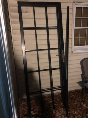 Security gate for patio door for Sale in Clinton, MD