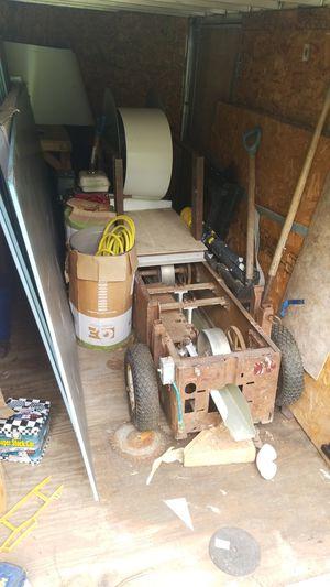 Watertite gutter machine for Sale in Roanoke, IN