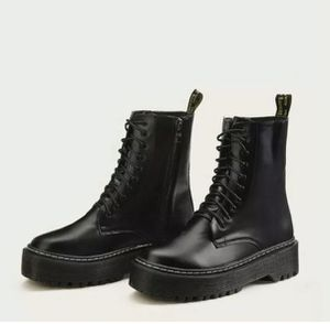 Black Combat boots for Sale in The Woodlands, TX