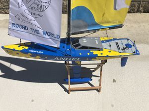 Radio Control Sailboat for Sale in Redlands, CA