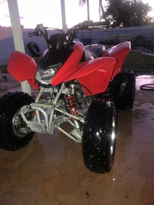 Honda TRX 250 ATV 4 wheeler quad for Sale in Hialeah, FL