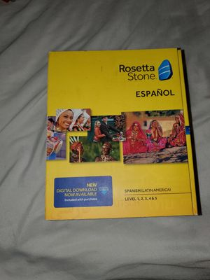 Rosetta stone for Sale in Windsor Locks, CT