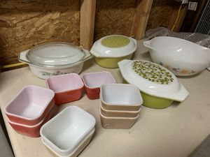 Misc Pyrex for sale for Sale in Long Beach, CA