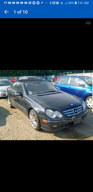 2008 Mercedes Benz clk 350 PARTS ONLY for Sale in Mount Vernon, NY