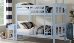 Bunk bed with free nightstand for Sale in Norcross, GA