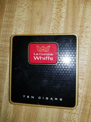 Vintage La Corona Whiffs Tin - Empty for Sale in Springfield, OR