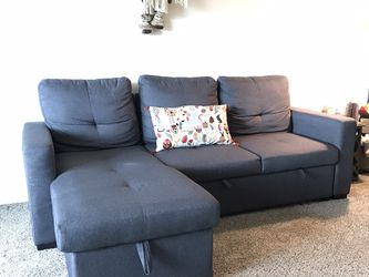Sectional Sofa W/pullout for Sale in La Habra,  CA