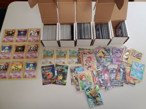 Pokemon Card Collection for Sale in Anaheim, CA