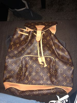Louis Vuitton backpack for Sale in San Diego, CA