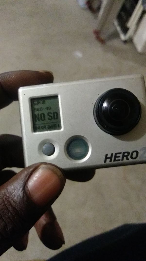 Gopro hero 2-see other cameras as well