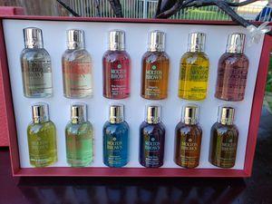 Molton Brown London 12pc. 50ml. 1.7fl oz each Body Wash Set for Sale in Everett, WA