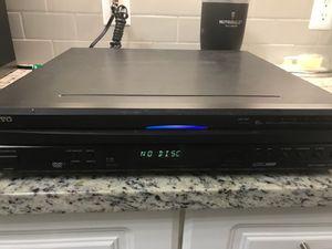 Onkyo Model No. DV-CP701 6-Disc Carosel DVD Player for Sale in Alpharetta, GA