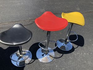 Vintage Colorful Stools for Sale in Dearborn Heights, MI