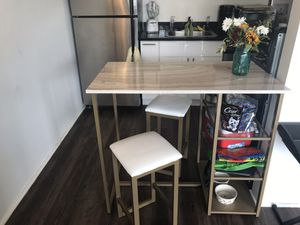 KITCHEN TABLE & CHAIRS for Sale in San Francisco, CA