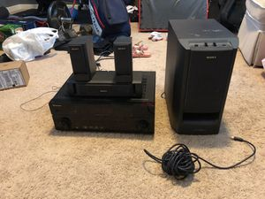 Pioneer Receiver & Sony Surround System [MUST SELL] for Sale in Owings Mills, MD