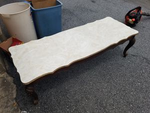 Antique Marble table for Sale in Marietta, GA