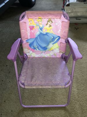 Kids Disney Princess chair for Sale in Fontana, CA