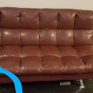 Futon With Broken Leg for Sale in Raleigh, NC