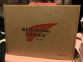 Brand New Red Wing All Black Steel Toe Work Boots for Sale in Las Vegas,  NV