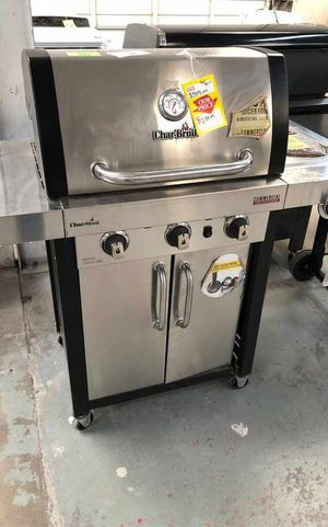 Charbroil grill 8 TV for Sale in Houston, TX