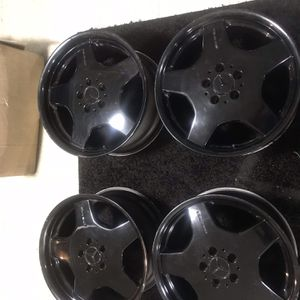 Amg Mono Block Wheels. for Sale in Elizabeth, NJ