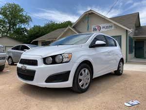 2013 Chevy Sonic - We finance everybody!! for Sale in San Antonio, TX