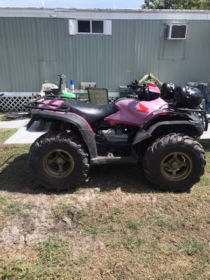 2006 trx 500FA for Sale in New Port Richey, FL