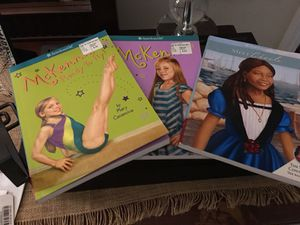Brand new American Girl Books ( 3-Piece Set) for Sale in Delaware, OH