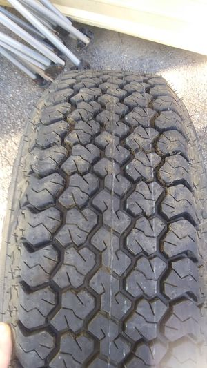 Trailer Tires= 3+ more 205/75/14 for Sale in Triangle, VA