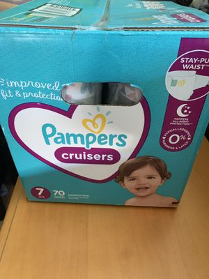 Baby Pampers for Sale in San Diego, CA