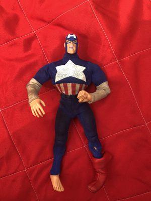 Captain America 12in Doll for Sale in Rosemead, CA