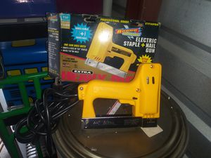 Electric nail and staple gun for Sale in Azusa, CA