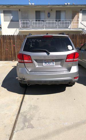 2o15 Dodge Journey 5o k miles no problems you can use it to drive Uber xl fits 8 passengers three rows of seats plus touch screen front panel push to for Sale in Beverly Hills, CA