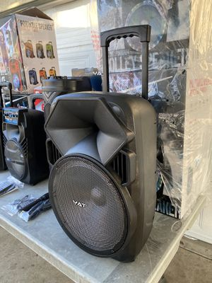 Bluetooth Speaker System/FM RADIO for Sale in West Covina, CA