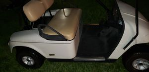 Ezgo golf cart PDS excellent batteries and charger for Sale in Miami, FL