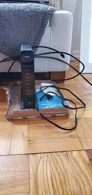 Xfinity internet modem router for Sale in Arlington, VA