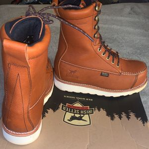 Red wing Work Boots , Size 7 for Sale in Lawrenceville, GA