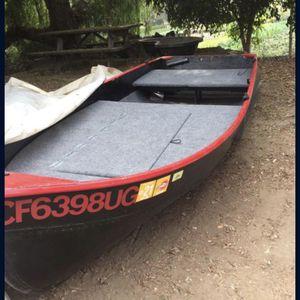 Jon Boat 12 Ft Fully Custom (bass Boat) for Sale in Escondido, CA