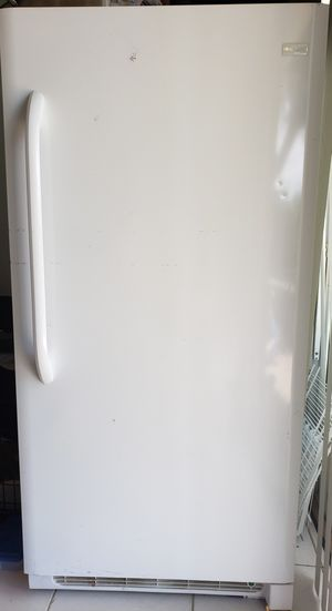 Frigidaire upright freezer for Sale in Wellington, FL