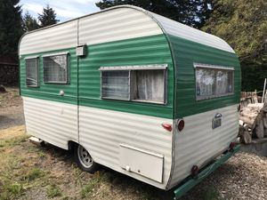 '64 Oasis Camper for Sale in Puyallup, WA