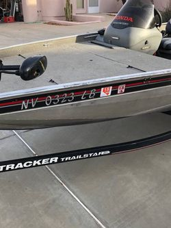 2006 Bass Tracker ProTeam 170TX for Sale in Long Beach,  CA