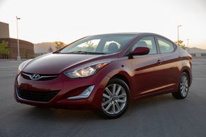 2014 Hyundai Elantra SE for Sale in Salt Lake City, UT